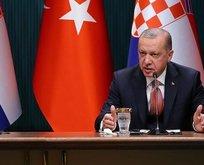 Erdoğan: Brexit sürecini yakından takip ediyoruz