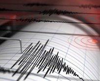 Manisa Soma'da deprem! Kandilli Rasathanesi son dakika depremler...