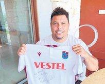 Ronaldo'ya 'Her yer Trabzon'