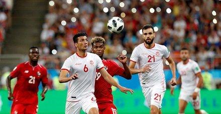 2018 FIFA Dünya Kupası: Panama: 1 - Tunus: 2