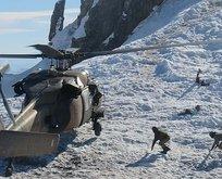 PKK'nın tüm üs ve barınma bölgelerine girildi