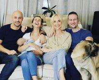 Nefes'in sevgilisi aileye girdi!