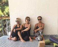 Yoga rahatlığı