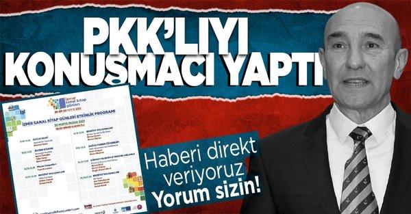 Son dakika: CHP'li İzmir Büyükşehir Belediyesi Başkanı Tunç Soyer'den bir  skandal daha! PKK destekçisi Slavoj Zizek'i konuşmacı yaptı! - Takvim