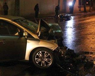 Beşiktaş'ta feci kaza! Ölü ve yaralı var...