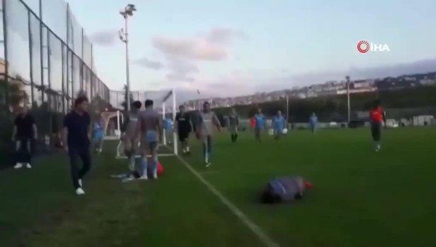 Trabzonspor'da sakatlık şoku! Ekuban ve Fernandes...