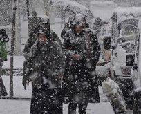 Meteoroloji'den birçok il için kar yağışı uyarısı!