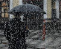 Meteorolojiden kuvvetli yağış ve rüzgar uyarısı!