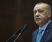 Başkan Erdoğandan şiirli taziye mesajı