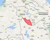 Ermenistan'dan Nahçıvan'a roketli saldırı!