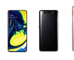 Samsung'dan döner kamera