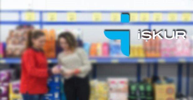 İŞKUR üzerinden BİM market personel alımları devam ediyor