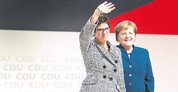 İşte Merkel'in halefi