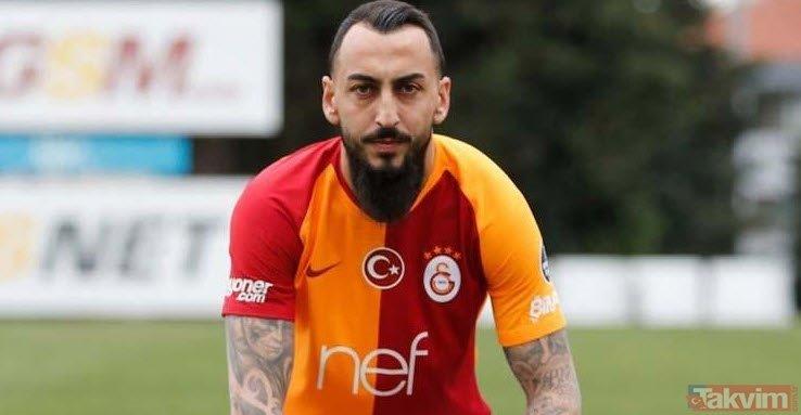 Galatasaray 3 isimle yollar ayrılıyor! Fatih Terim Bodrum'dan döner dönmez... son dakika Galatasaray transfer haberleri
