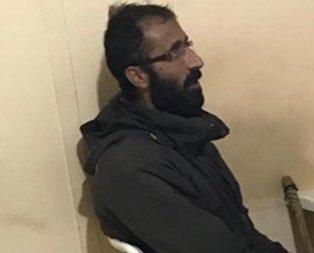 İşte o teröristin ilk fotoğrafı