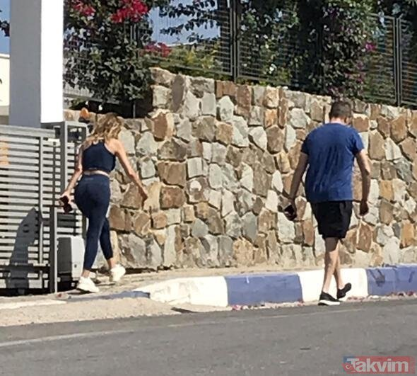 Fikret Orman, Mehmet Ali Erbil'in eski eşi Tuğba Coşkun'la fena yakalandı! İşte ikilinin kameralara yansıyan görüntüleri