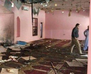 Pakistan'da cami patlaması! Ölü sayısı artıyor