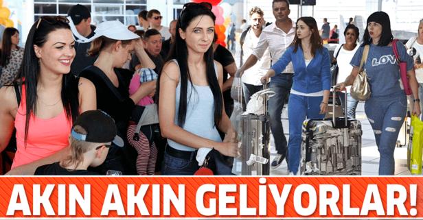 Antalya'da turizm rekoru kırıldı! Sayıları 15 milyonu aştı