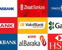 Bankalar saat kaçta açılıp kapanıyor 2021?