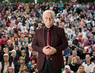 Nihat Hatipoğlu'na sorulan ilginç sorular
