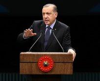 Cumhurbaşkanı Erdoğan böyle duyurdu