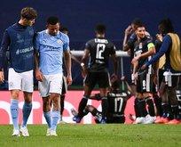 Lyon Manchester City'yi yendi ve yarı finale çıktı