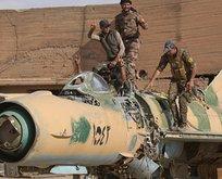 Terör örgütü YPG/PKK o hurdaları Irak'a taşıyor