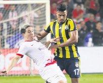 Antalyaspor'da Nasri bilmecesi