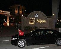 Cumhurbaşkanı Erdoğan AK Parti kampına geldi