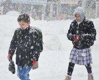Afyon'da yarın okullar tatil mi? Kar tatili var mı?