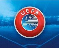 UEFA'dan 4 kulübe ceza!