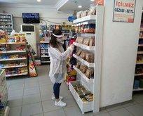 Marketlerde Ramazan ve Covid-19 denetimi