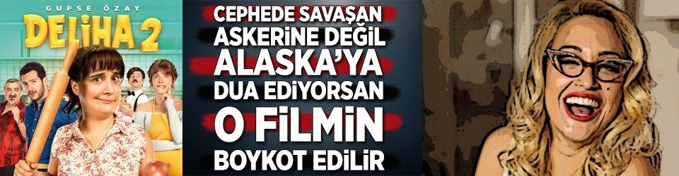 Gupse Özaya Afrin tepkisi!