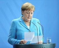 Merkel'den titreme nöbetiyle ilgili açıklama