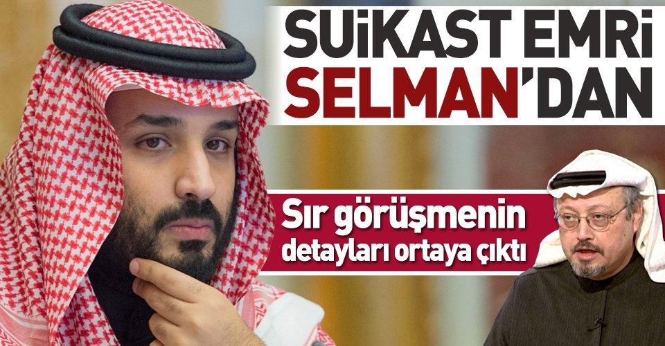 Suikast emri Selmandan