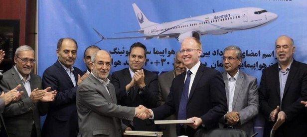 Amerika'dan İran'a 60 uçak