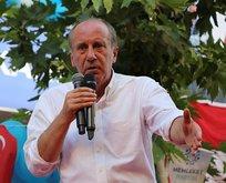İnce'den CHP'li Karalar'a tepki!