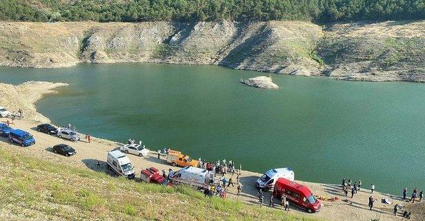 Barajda kaybolan 5 kişi hayatını kaybetti