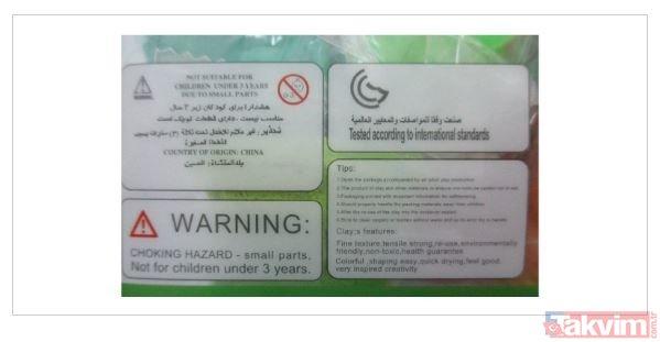 Bakanlık açıkladı! Bu ürünleri kullanmayın... İnsan sağlığını tehdit eden firmalar açıklandı