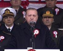 Erdoğan: Bu ordu sadece Türkiyenin ordusudur!