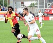 Göztepe Antalyaspor'u farklı geçti