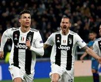 Juventus turu geçti!