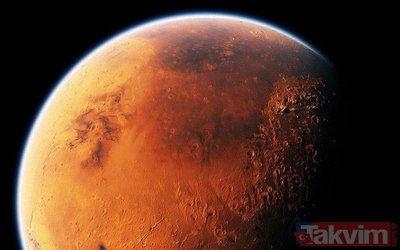 NASA Mars'ta kan donduran yeni keşfini duyurdu: 100'den fazla ses...