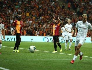 Galatasaray'a 90+6'da ağır darbe! (MS: Galatasaray 1-1 Konyaspor)