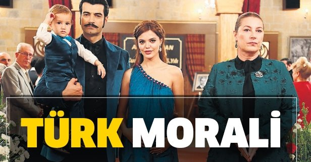 Türk morali