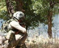2 PKK'lı ölmekten kurtuldu!