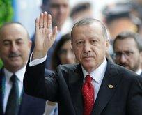 Başkan Erdoğan G20 zirvesinde!
