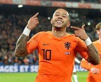 Hollanda kazandı, Almanya küme düştü