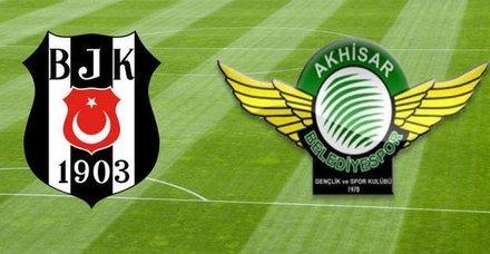 Beşiktaş - Akhisarspor maçı ne zaman? Saat kaçta? Hangi kanalda?