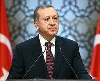 Başkan Erdoğan'dan başsağlığı telefonu